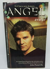 Angel Avatar Novel Book by John Passarella