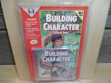 Home School Twin Sisters Educational CD And Book Set Building Character