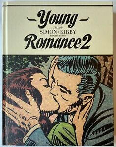 YOUNG ROMANCE HC Vol 2 EARLY SIMON & KIRBY Fantagraphics 2014 NEW