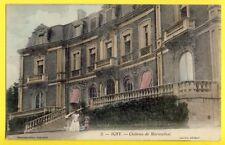 CPA French Castle VERRIERES le BUISSON IGNY (Essonne) CHÂTEAU de MARIENTHAL
