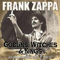 FRANK ZAPPA - GOBLINS WITCHES and KINGS (2CD)