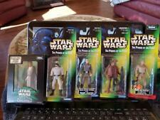 Lot of 5 Star Wars Power of the Force Collection 1-3 Kenner Action Figures 96/97