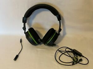 Turtle Beach Ear Force X42 Headband Headsets Microsoft Xbox 360 + BONUS ADAPTER