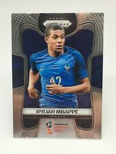 2018 prizm world cup KYLIAN MBAPPE rookie card