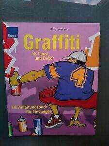 Graffiti - Anleitungsbuch - Lehrbuch