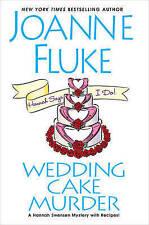 NEW Wedding Cake Murder (A Hannah Swensen Mystery) by Joanne Fluke