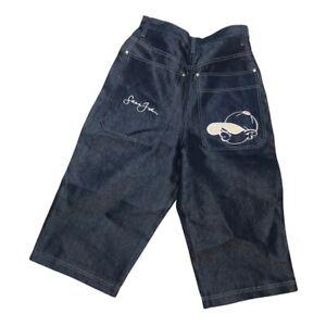 Sean John Baggy Denim Hip Hop Shorts BNWT Size 32