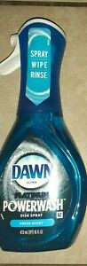 Dawn Platinum Powerwash Dish Spray and 2 Refills Fresh Scent 16 fl oz PACK OF 3