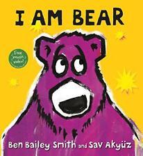 Je Suis Ours par Ben Bailey Smith, Neuf Livre ,Gratuit & , (Couverture Rigide)