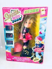 Vintage Tyco 1992 Soozie Skates Susie Roller Skating Doll Playtime Nos Sealed