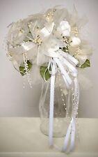 Bridal Bouquet Wedding Flowers ~ Roses