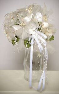 Bridal Bouquet Wedding Flowers ~ Roses