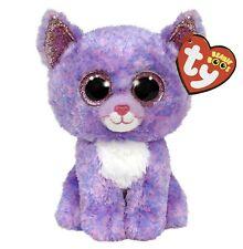 ty-36248 Beanie Boos Glubschie`s *CASSIDY - LAVENDER CAT/KATZE* 15cm