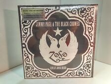 "Jimmy Page and the Black Crows - ""Live at Jones Beach"" Vinyl 10"" EP - RSD 2017"