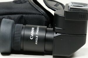 Canon Angle Finder C in Case