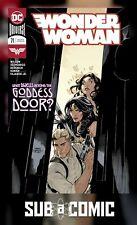 WONDER WOMAN #71 (DC 2019 1st Print) COMIC