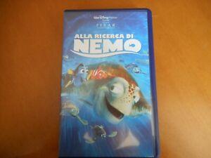 Alla ricerca di Nemo (2003) VHS