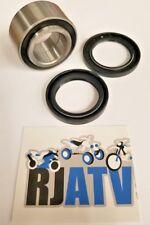 Arctic Cat 500 FIS 4x4 Manual 2002-2004 Front Wheel Bearings And Seals
