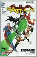 Batman #35 New York Comic Con Variant DC Comics