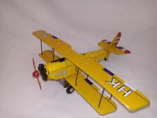 RARE 1960 S&E Japan Tin HK 47 BIPLANE WWI FIGHTER COMBAT ~BEAUTIFUL NM ORIGINAL