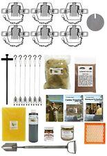 PcsOutdoors Standard Bobcat Trapping Starter Kit - Usa Made Kit