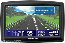 TOMTOM XL CLASSIC 4.3 INCH GPS SAT NAV UK & IRELAND  MAPS - UNIT ONLY