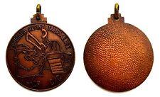 Medaglia Brigata Alpina Taurinense CP C/C. Bronzo, Diametro cm 4 Peso g 22,3