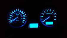 BLUE HONDA CB1300 led dash clock conversion kit lightenUPgrade
