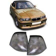 Blinker schwarz smoke Paar für BMW 3ER E36 Coupe Cabrio 90-99