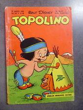 TOPOLINO n° 96 - 10 AGOSTO 1954 - BUONE CONDIZIONI