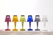 BATTERY - Kartell Flagship store: Lampada led ricaricabile, senza fili , NUOVA