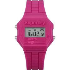 Reloj digital mujer Superdry retro Digi Syl201p