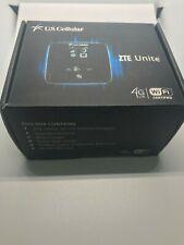 ZTE Unite U.S. Cellular Blazing Speeds 4G LTE WiFi Hotspot LHS891US