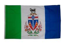 Fahne Kanada Yukon Flagge kanadische Hissflagge 90x150cm