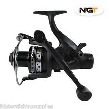 1 x DYNAMIC 6000 CARP DELUXE FISHING FREE RUNNER REEL 10BB WITH SPARE SPOOL