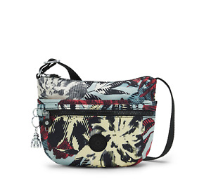 Kipling Small Shoulder Bag ARTO S Crossbody CASUAL FLOWER Print FW2021 RRP £58
