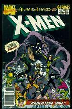 X-MEN ANNUAL #13, ATLANTIS ATTACKS, 1989, MARVEL COMICS, 9.4, NM!