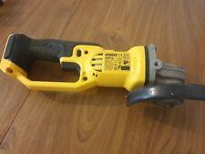 DeWalt Angle Grinder DCH412 18v Used