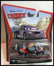 CARS 2 - MAX SCHNELL - Mattel Disney Pixar