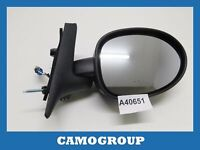 Left Wing Mirror Left Rear View Cedam For RENAULT Twingo 96