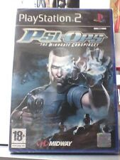 PSI-OPS THE MINDGATE CONSPIRACY  ITA     PS2  sigillato!!