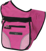 PINK Messenger Sling Body Bag Backpack Purse Small Shoulder Cross Body New Purse