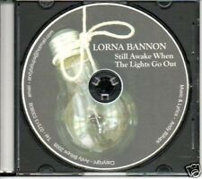 (960Q) Lorna Bannon, Still Awake When the Light - DJ CD
