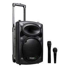 "Ibiza Sound Port10vhf-bt altavoz 10"" Bluetooth con Batería."