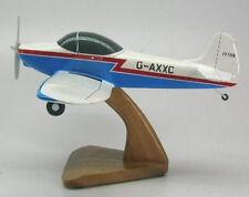 Piel CP-301 Emeraude Airplane Desktop Wood Model Large
