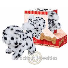 Dottie The Dalmation Walk Bark Nod Wag Tail Jump Walking Dog Puppy Gift Move