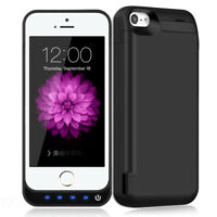 Rechargeable 4800mah Power Bank External Battery Charger Case for iPhone 5 5s 5c