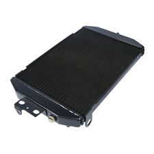 Aluminum Radiator Oil Cooler Fit YAMAHA XVZ1300 XVZ 1300 ROYAL STAR 1999-2013 12