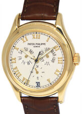 Patek Philippe 5035 Annual Calendar 18k Yellow Gold Automatic Mens Watch 5035J