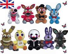 Five Nights At Freddy's FNAF Plush Dolls Stuffed Horror Games Teddy Soft Toys
